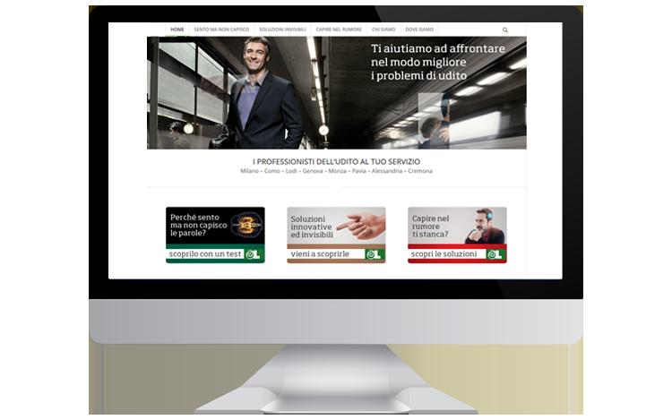 Otoacustica Lombarda sito web